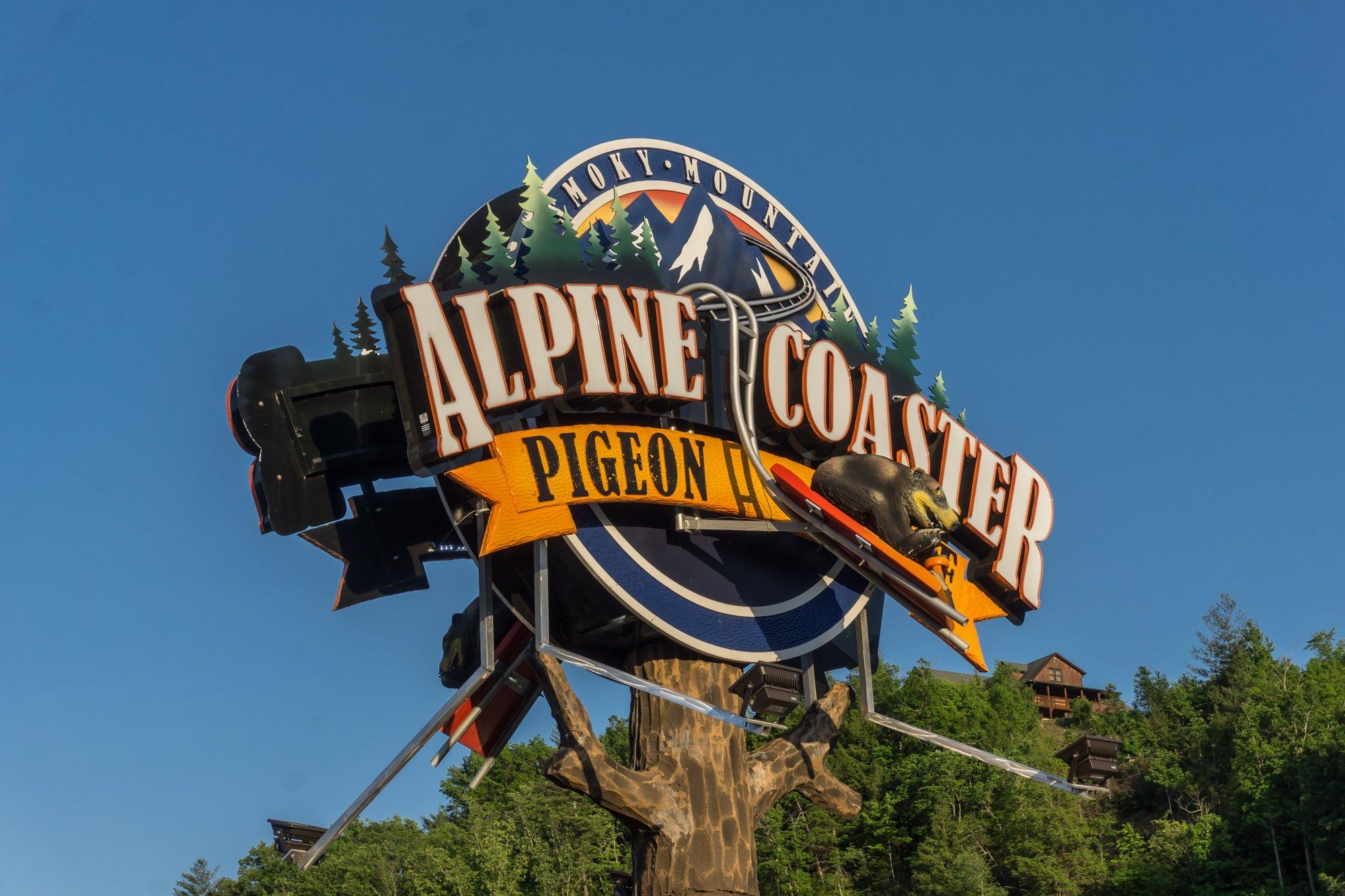 Smoky Mountain Coaster 2